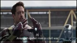 Nonton CAPTAIN AMERICA: Civil War Final Battle  Airport Battle in hindi HD Film Subtitle Indonesia Streaming Movie Download