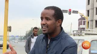 Semonun Addis: Coverage on Traffic Lights in Addis Ababa