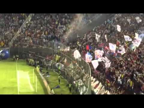 DELIRIO DE LA HINCHADA DE CERRO PORTEÑO VS OLIMPIA ( FINALISIMA). - La Plaza y Comando - Cerro Porteño