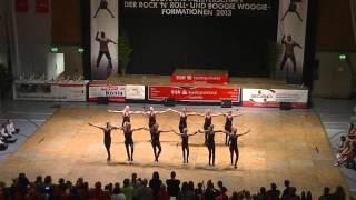 2exceptional4U - Deutsche Meisterschaft 2013