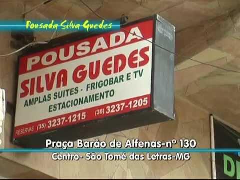 POUSADA SILVA GUEDES em São Tomé das Letras