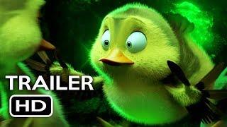 Duck Duck Goose Official Trailer #1 (2018) Zendaya, Jim Gaffigan Animated Movie HD