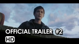 Percy Jackson: Sea of Monsters Official Trailer #2 (2013) Logan Lerman Movie HD