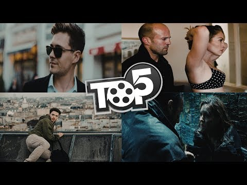 TOP 5 MOVIES LIKE | Den of Thieves (2018) HD