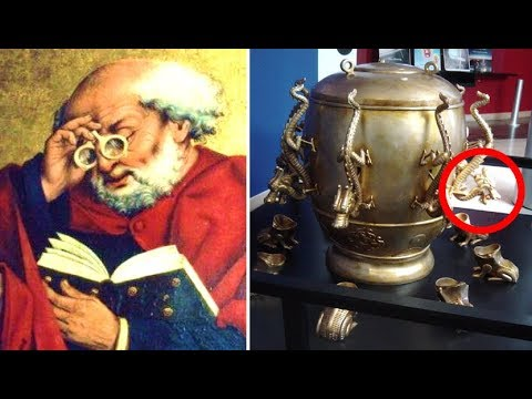 5 Ancient Artifacts That Science Can't Explain
