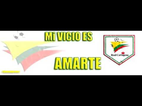 CANTOS DE REBELION AURIVERDE NORTE - REAL CARTAGENA - Rebelión Auriverde Norte - Real Cartagena