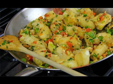 Cassava Boiled And Fried #TastyTuesdays | CaribbeanPot.com