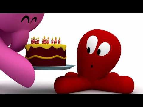 Let's Go Pocoyo- Party Time (S03E14)