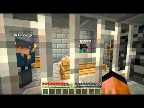 Le prisonnier Minecraft (cour métrage)