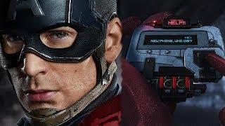 Video CONFIRMED: Captain America's Plan For Avengers: Endgame Revealed?! MP3, 3GP, MP4, WEBM, AVI, FLV Maret 2019