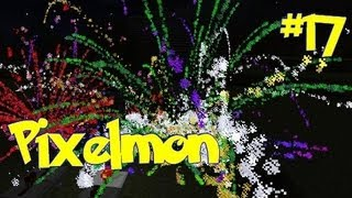 Minecraft: Pixelmon - Episode 17 - NEW YEARS FIREWORKS!! (Poke