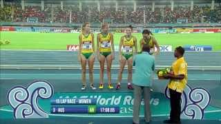 Video 4 x 1500m W Kenya WR 16:33.58 / Australia AR 17:08.65 MP3, 3GP, MP4, WEBM, AVI, FLV Agustus 2019