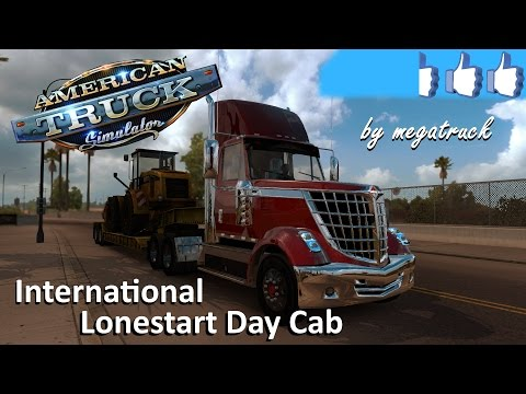 International Lonestar Day Cab V2.0