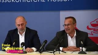 Video zu: PK zum 100-Millionen-Euro-Sofortprogramm zur Vermeidung von Fahrverboten