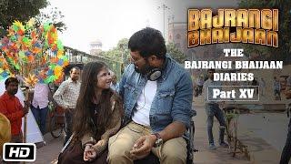 The Bajrangi Bhaijaan Diaries - Part XV | Meet Harshaali Malhotra
