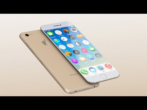 nuovo iphone 7 concept