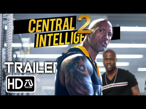 Central Intelligence 2 Trailer [HD] Dwayne Johnson, Kevin Hart (Fan Made)