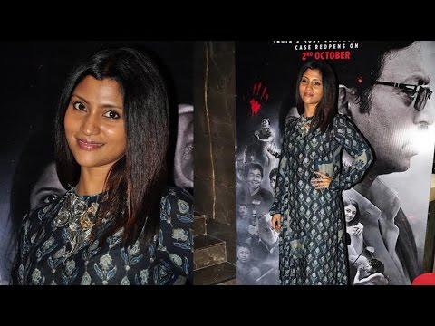 I'm A Huge Crime Story Fan : Konkona Sen Sharma