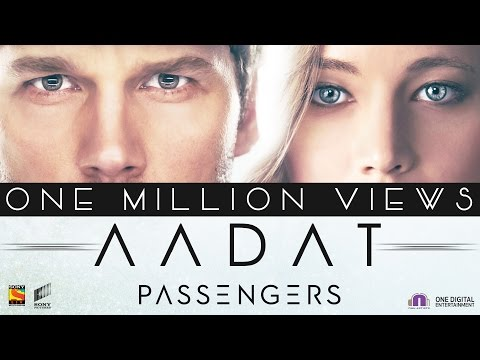 Aadat | Raftaar | Shirley Setia | Jubin Nautiyal | Official Promotional Track for Passengers