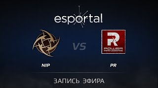 NIP vs PR, game 2