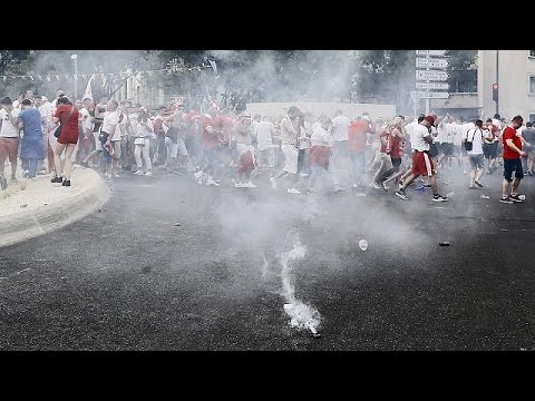 Επεισόδια με Πολωνούς χούλιγκαν στη Μασσαλία