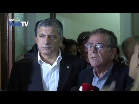 Γ. Μουζάλας: «Γόνιμη η συζήτηση με τους δημάρχους για το προσφυγικό»