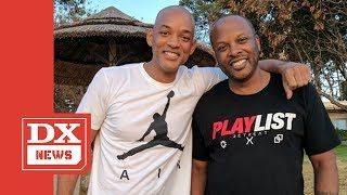 """DJ Jazzy Jeff Reveals Will Smith Pushed Him To Do """"The Fresh Prince Of Bel Air"""""""