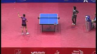 2012 4th Morocco Open  MIKHAILOVA Polina - SHAHSAVARI Neda