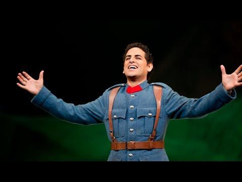 Watch: Juan Diego Flórez on swapping pop for opera – 'I grew up with the music of The Beatles'