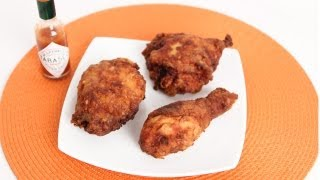 Homemade Fried Chicken Recipe - Laura Vitale - Laura in the Kitchen Episode 611