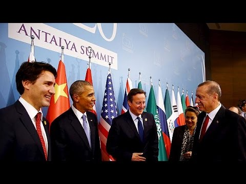 G20: Συμφωνία για την καταπολέμηση της τρομοκρατίας- Διαφωνίες για το συριακό