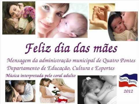 Dia das mães - Quatro Pontes