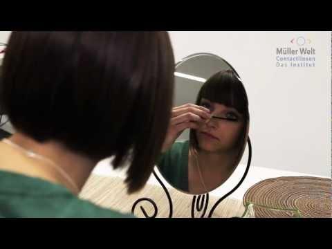 Weiche Contactlinsen - allgemeine Informationen