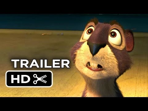 Nuts - Subscribe to TRAILERS: http://bit.ly/sxaw6h Subscribe to COMING SOON: http://bit.ly/H2vZUn Like us on FACEBOOK: http://goo.gl/dHs73 The Nut Job Official Trai...