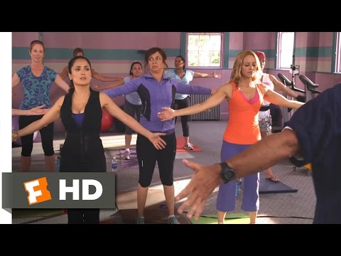 Grown Ups 2 - Creepy Warm Up Scene (3/10) | Movieclips