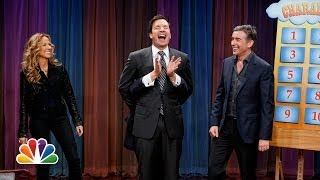 Video Charades with Jimmy Fallon, Damian Lewis, Steve Coogan and Sheryl Crow MP3, 3GP, MP4, WEBM, AVI, FLV Januari 2019