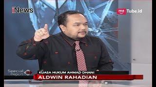 Video Kuasa Hukum Tanggapi Pernyataan 'IDIOT' Ahmad Dhani - Special Report 19/10 MP3, 3GP, MP4, WEBM, AVI, FLV Mei 2019