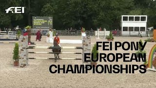 RE-LIVE | Jumping (Team Competition) | FEI Pony European Championships 2018