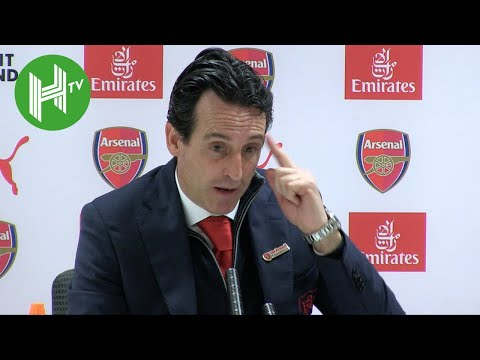 "Arsenal 1-0 Huddersfield: Unai Emery: We don't need distraction of ""Hippy Crack"" story"