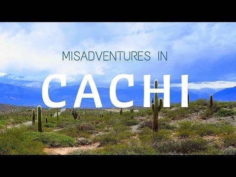 Misadventures in Cachi, Argentina