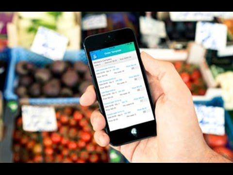 Create & Send Sales Orders to QuickBooks  - LaceUp Sales Order App