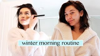 Winter Morning Routine! 2018 by Amanda Steele