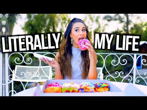 Literally My Life (OFFICIAL MUSIC VIDEO) | MyLifeAsEva (видео)