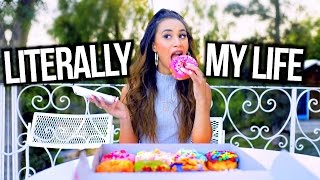 Literally My Life (OFFICIAL MUSIC VIDEO) | MyLifeAsEva - YouTube