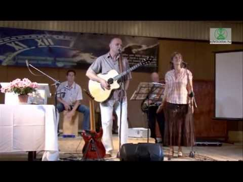 Zsidó-Keresztény Zenei est 2012-05-03