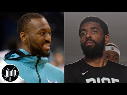 Video: Kyrie Irving or Kemba Walker: Who has the better supporting cast for 2019-20? | The Jump