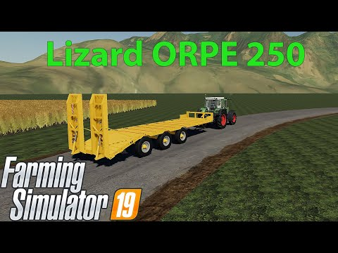 Lizard ORPE 250 v1.0.0.0