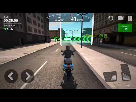 Ultimater moto simulator