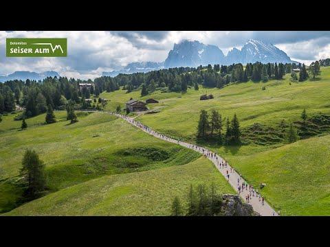 3D-Track - Seiser Alm Halbmarathon