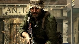COD: Ghosts Price vs. Makarov Trailer
